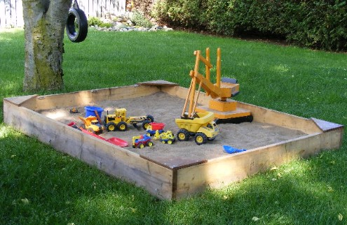 Build your own sandbox