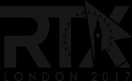 RTX London logo